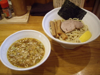 麺道GENTEN つけ麺[200g]