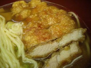 万世パーコーメン有楽町店 排骨拉麺(パーコー)