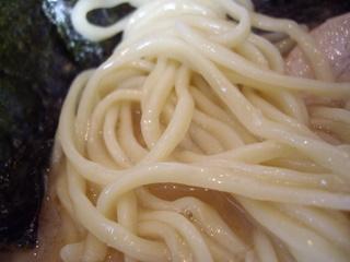 Booちゃんらーめん 塩とんこつ(麺)