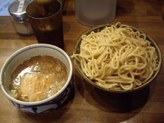 濃・淡つけ麺 三四郎 濃厚つけ麺[大盛]