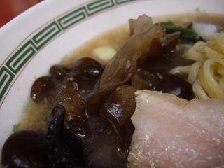 イレブンフーズ ラーメン(キクラゲ)