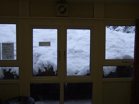 1月の雪1