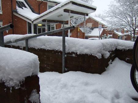 1月の雪3