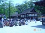 下鴨神社(歩射神事)