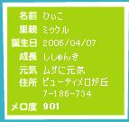 メロ度901