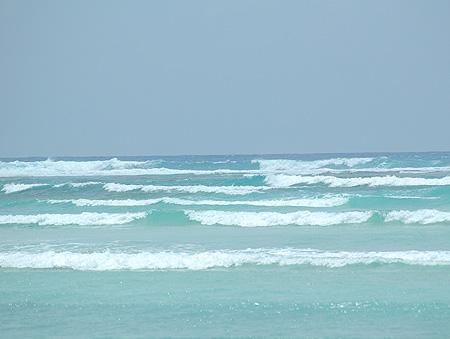 2009年9月5日今日のマイクロビーチ