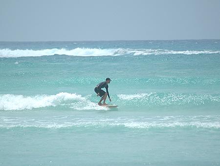 2009年9月5日今日のマイクロビーチ2