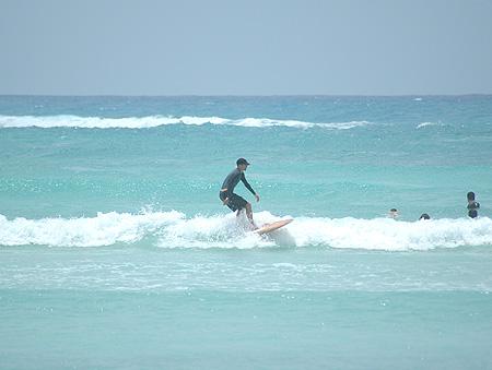 2009年9月5日今日のマイクロビーチ4