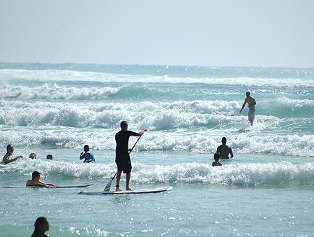 2009年9月6日今日のマイクロビーチ2