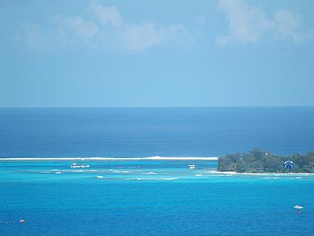 2009年9月7日今日のマイクロビーチ