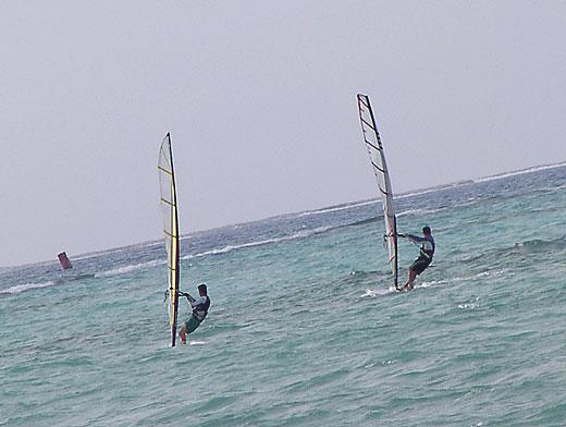 2009年9月13日今日のマイクロビーチ2