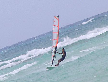 2009年9月14日今日のマイクロビーチ2