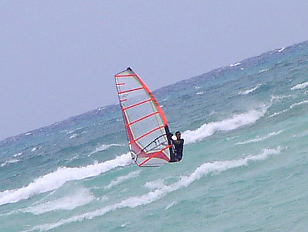 2009年9月14日今日のマイクロビーチ3