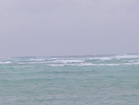 2009年9月17日今日のマイクロビーチ