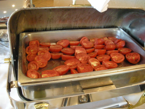 フライドトマト