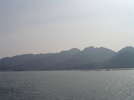 安芸の宮島1