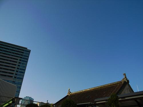 東京の空3