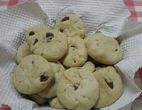 カントリーマアムっぽいクッキー