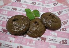 ガ●ボ風(?)焼きちょこクッキー