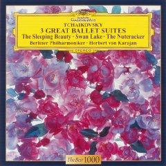 チャイコフスキー3大バレエ組曲 / カラヤン, ベルリン・フィルハーモニー管弦楽団