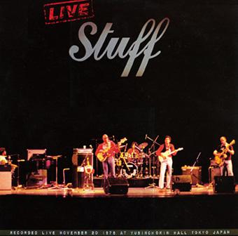 Live Stuff / Stuff