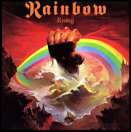 Rising(虹を翔る覇者)/ Rainbow