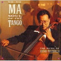 Soul Of The Tango(The Music Of Astor Piazzolla) / Yo-Yo Ma