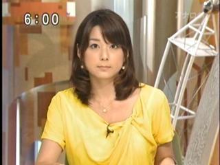 秋元優里(2009年8月12日・スーパーニュース)
