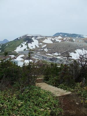 逢ノ峰からの眺め