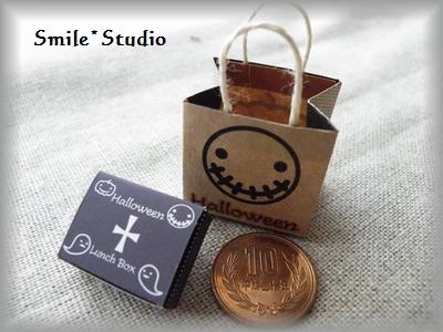 ハロウィン箱×紙袋1