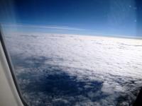 14日 ブラジルの空