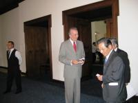 14日 サンパウロ州政府を訪問