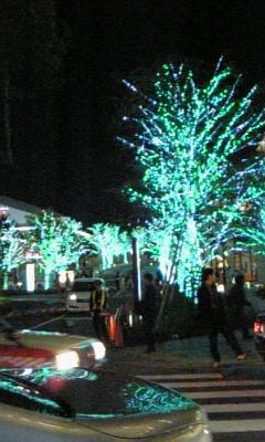 赤坂サカス1119夜景