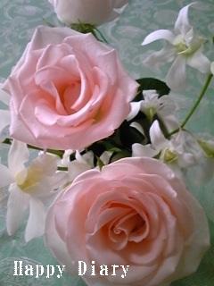 結婚記念日のお花2