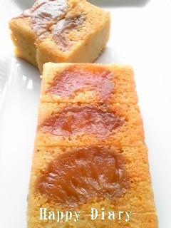 北海道のりんごケーキ2