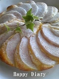 新高梨のケーキ2