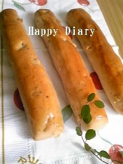 ハニーナッツパン
