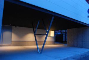 車庫夜景1