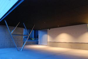 車庫夜景2