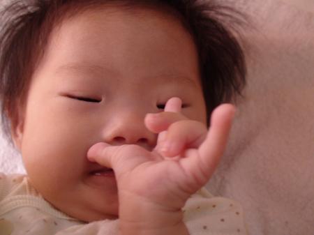 指も好きっ!