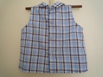 手作りシャツ1(後ろ)