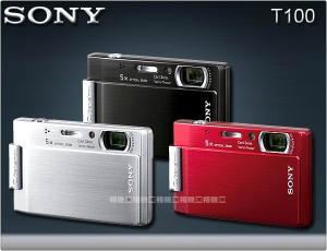Sony Cybershot T100
