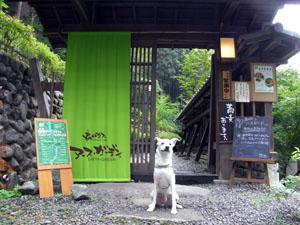 アースカフェ・門