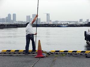 釣り師の実態1
