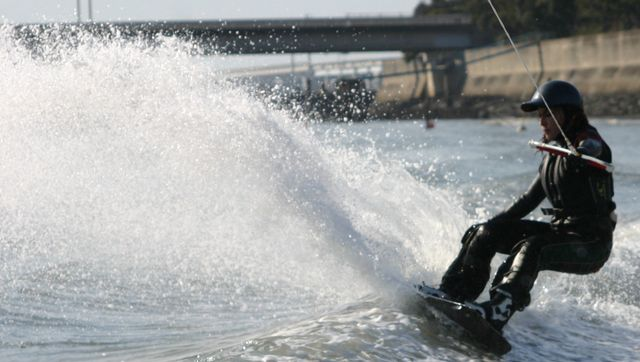 Funky splash