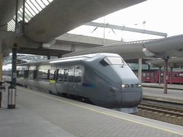 Osloairporttrain