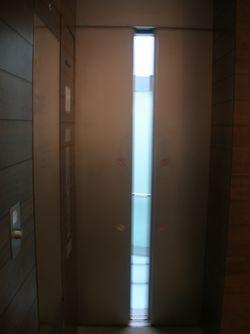 六本木ヒルズ空中庭園行きエレベーター