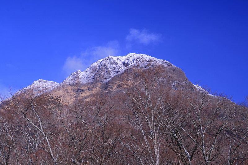 由布岳 南登山口より