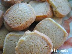そば粉のクッキー20110222