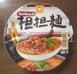 マルちゃん「担担麺」カップ20080424